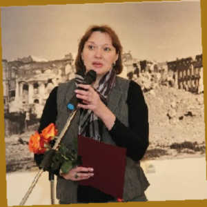 Елена Пивоварова-Малашенко