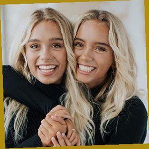 Лиза и Лена Мантлер